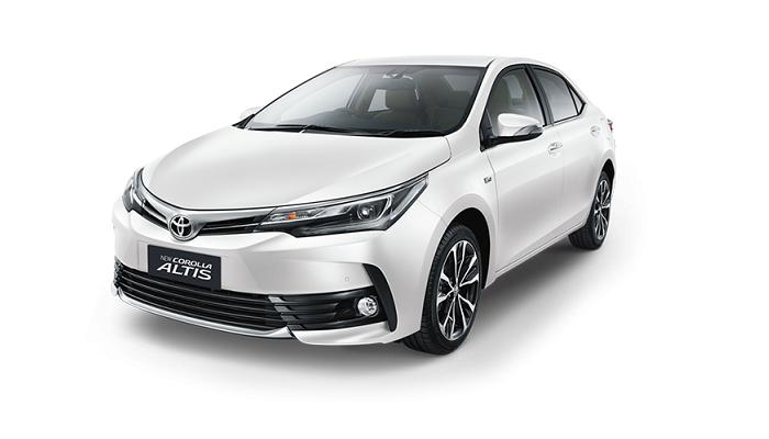All New Corolla Altis Magelang