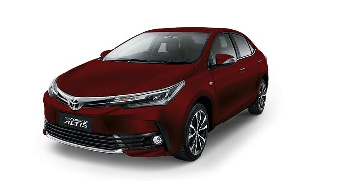 All New Corolla Kebumen