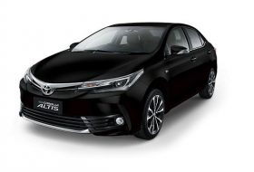 All New Corolla Kutoarjo