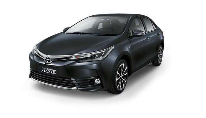 All New Corolla Temanggung