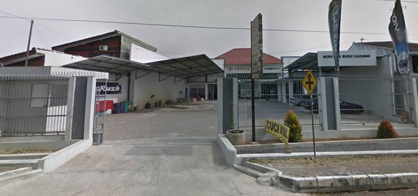 Dealer Toyota Temanggung