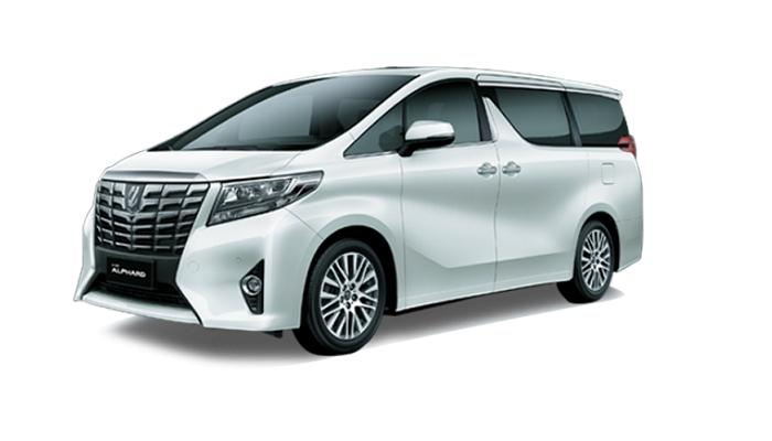 Harga Toyota Alphard Purworejo