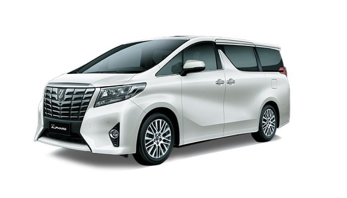 Harga Toyota Alphard Temanggung