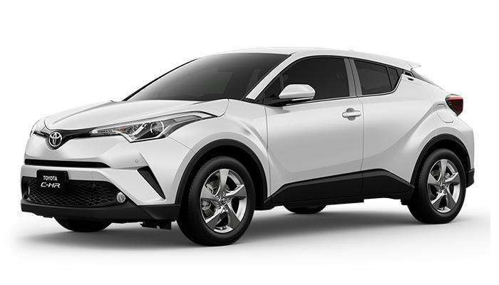 Harga Toyota CHR Purworejo