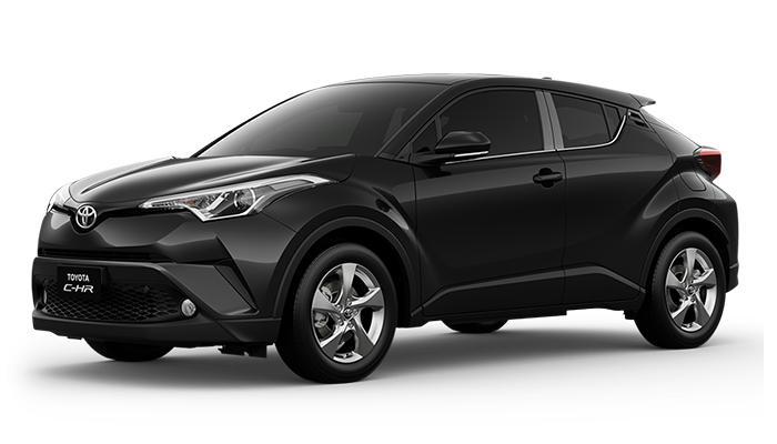 Harga Toyota CHR Temanggung