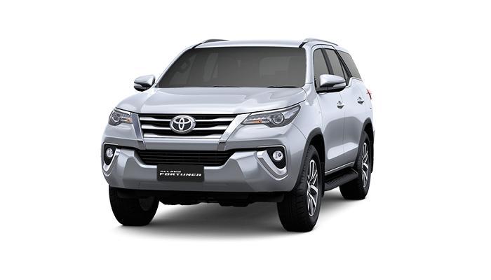 Harga Toyota Fortuner Purworejo