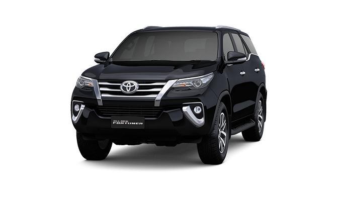 Harga Toyota Fortuner Temanggung