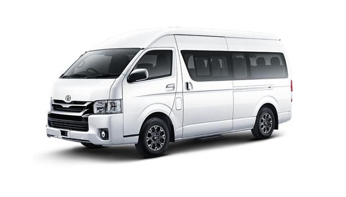 Harga Toyota Hiace Purworejo