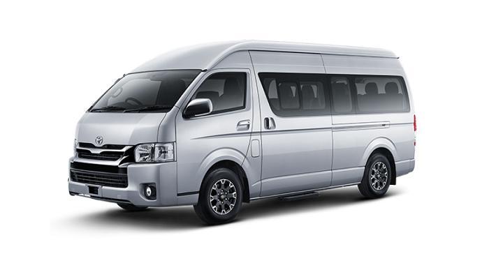 Harga Toyota Hiace Temanggung