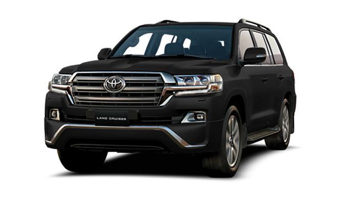 Harga Toyota Land Cruiser Magelang