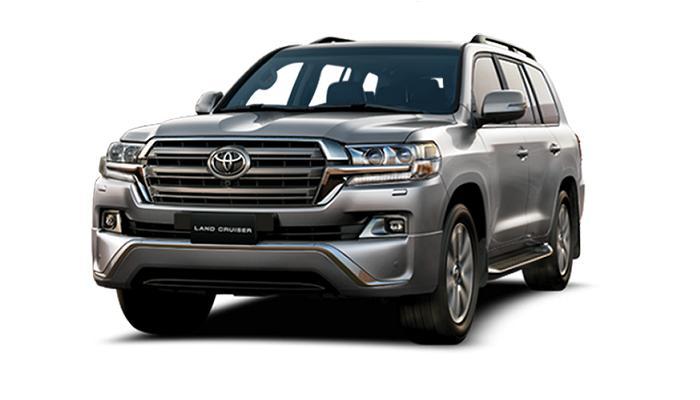 Harga Toyota Land Cruiser Purworejo
