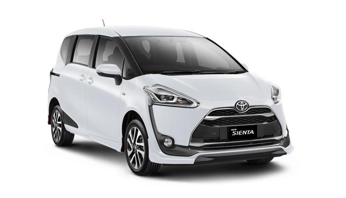 Harga Toyota Sienta Magelang