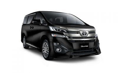 Harga Toyota Vellfire Temanggung
