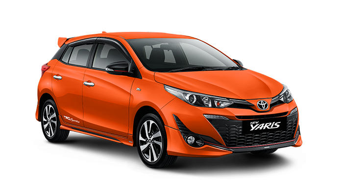 Harga Toyota Yaris Kebumen