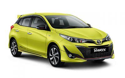 Harga Toyota Yaris Magelang