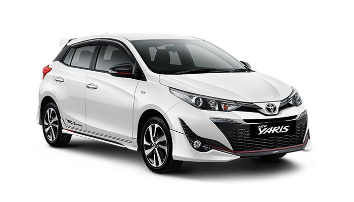 Harga Toyota Yaris Purworejo