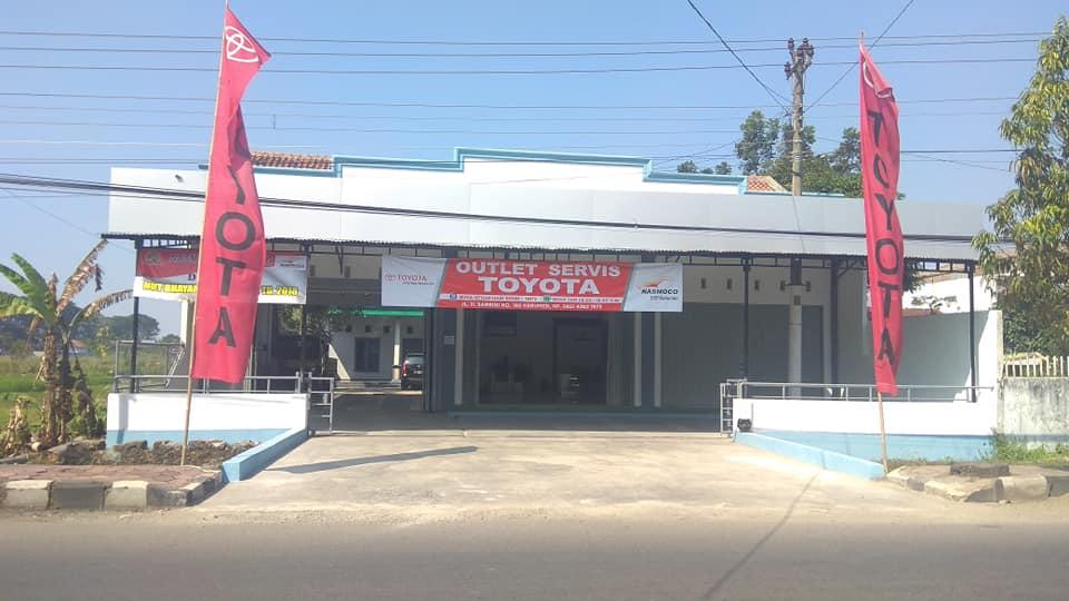 Dealer Toyota Kebumen